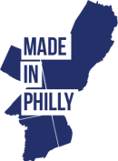 logo for Made in Philly